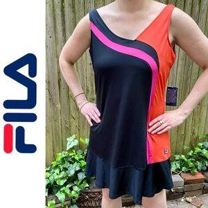 💙ONE DAY SALE!💙 NWT Fila Tennis Dress Navy/Pink